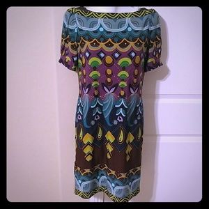 Size 6 petite Suzy chin for maggy boutique dress